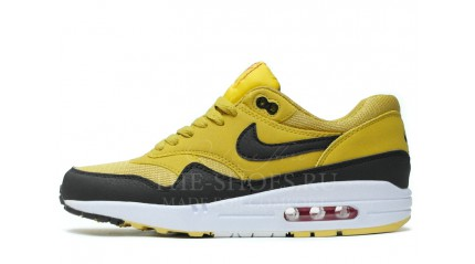 Nike Air Max 87 Yellow Black White