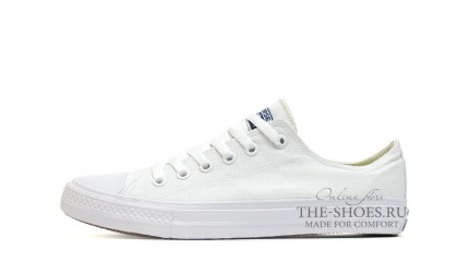 Converse КЕДЫ ЖЕНСКИЕ<br/> CONVERSE ALL STAR 2 LUNAR LOW WHITE