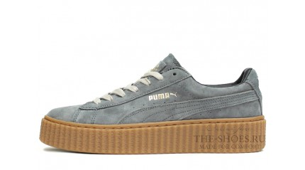 Creeper КРОССОВКИ ЖЕНСКИЕ<br/> PUMA CREEPER BY RIHANNA COLD GREY