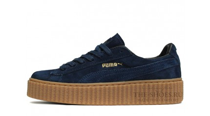 Creeper КРОССОВКИ ЖЕНСКИЕ<br/> PUMA CREEPER BY RIHANNA BLUE NIGHT