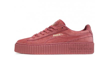 Creeper КРОССОВКИ ЖЕНСКИЕ<br/> PUMA CREEPER BY RIHANNA SOFT PINK