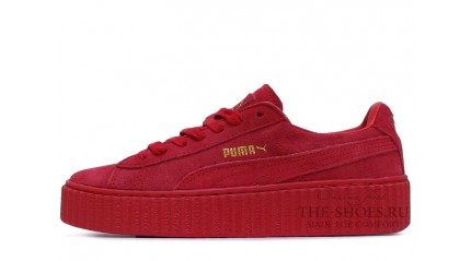 Creeper КРОССОВКИ ЖЕНСКИЕ<br/> PUMA CREEPER BY RIHANNA HOT RED