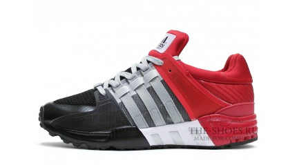 Equipment КРОССОВКИ МУЖСКИЕ<br/> ADIDAS RUNNING SUPPORT BLACK GREY RED