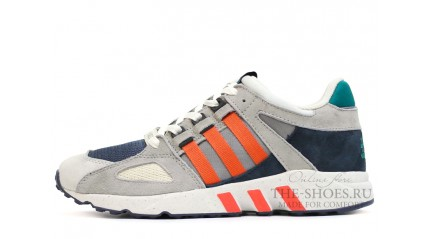 ADIDAS Equipment Running Guidance Grey Orange