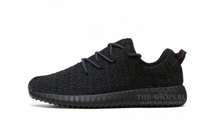 Yeezy Boost КРОССОВКИ МУЖСКИЕ<br/> ADIDAS YEEZY BOOST 350 PIRATE BLACK