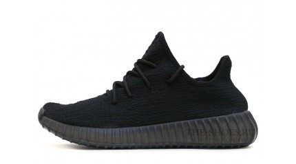 Yeezy Boost КРОССОВКИ МУЖСКИЕ<br/> ADIDAS YEEZY BOOST 350 V2 PIRATE BLACK