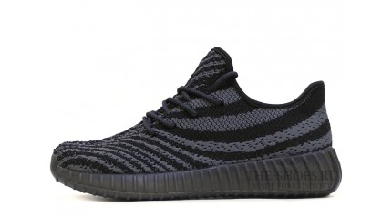 Yeezy Boost КРОССОВКИ МУЖСКИЕ<br/> ADIDAS YEEZY BOOST 350 V2 BLACK GREY