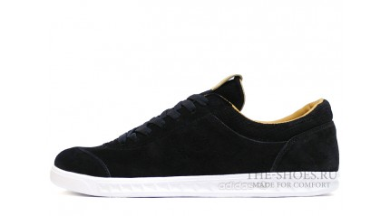 Spezial КРОССОВКИ МУЖСКИЕ<br/> ADIDAS SPRING COLLECTION BLACK SUEDE