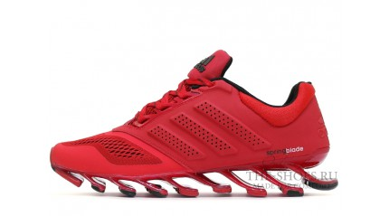 Spring КРОССОВКИ МУЖСКИЕ<br/> ADIDAS SPRING BLADE UNIVERSITY RED