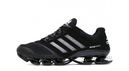 Spring КРОССОВКИ МУЖСКИЕ<br/> ADIDAS SPRING BOUNCE BLACK GRAY