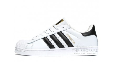 Adidas SuperStar White Black