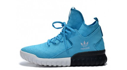 Tubular КРОССОВКИ МУЖСКИЕ<br/> ADIDAS TUBULAR X LIGHT BLUE