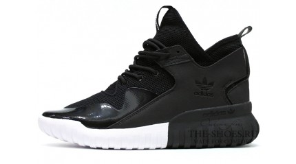 Tubular КРОССОВКИ МУЖСКИЕ<br/> ADIDAS TUBULAR X BLACK WHITE