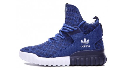 Tubular КРОССОВКИ МУЖСКИЕ<br/> ADIDAS TUBULAR X DARK BLUE