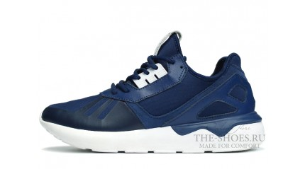 Tubular КРОССОВКИ МУЖСКИЕ<br/> ADIDAS TUBULAR RUNNER DARK BLUE WHITE