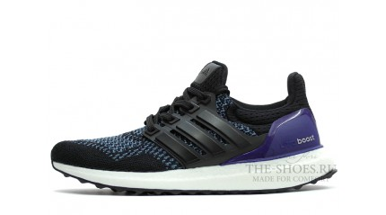 Ultra boost КРОССОВКИ МУЖСКИЕ<br/> ADIDAS ULTRA BOOST BLACK BLUE WHITE