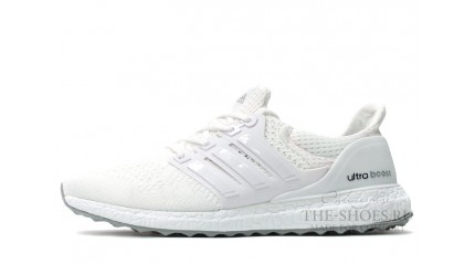 Ultra boost КРОССОВКИ МУЖСКИЕ<br/> ADIDAS ULTRA BOOST PURE WHITE