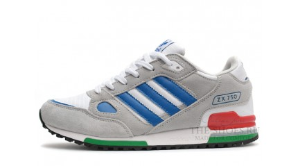 Adidas ZX 750 Grey Blue White