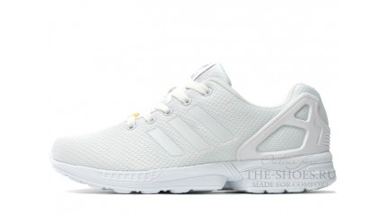 Adidas ZX Flux Pure White