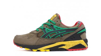 Gel Kayano КРОССОВКИ МУЖСКИЕ<br/> ASICS GEL KAYANO TRAINER ALL ROADS OLIVE