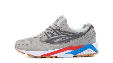 Gel Kayano КРОССОВКИ МУЖСКИЕ<br/> ASICS GEL KAYANO TRAINER GRAY WHITE RED