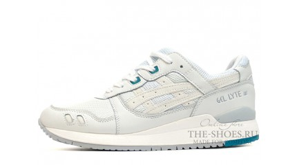 Gel Lyte 3 КРОССОВКИ МУЖСКИЕ<br/> ASICS GEL LYTE 3 GHOST WHITE