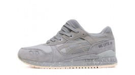 Asics Gel Lyte 3 Grey Reigning Champ серые
