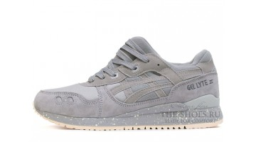 Кроссовки Мужские Asics Gel Lyte 3 Grey Reigning Champ
