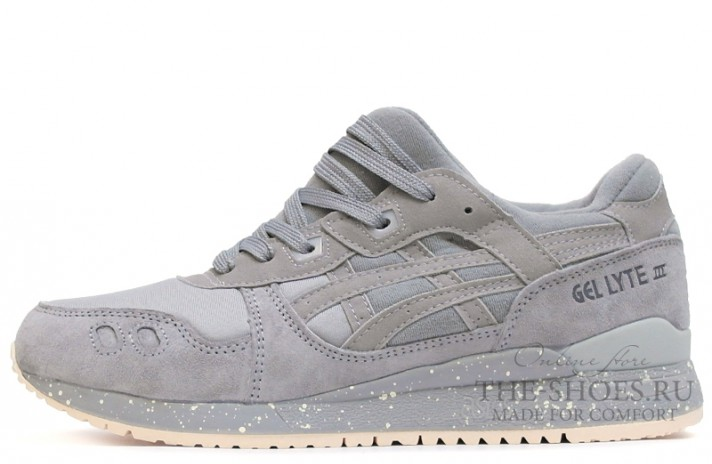 Кроссовки Asics Gel Lyte 3 Grey Reigning Champ