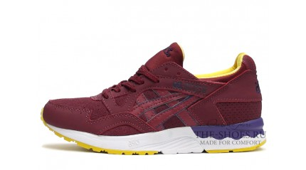 Gel Lyte 5 КРОССОВКИ МУЖСКИЕ<br/> ASICS GEL LYTE 5 CHERRY WHITE YELLOW