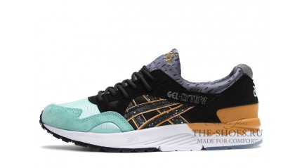 Gel Lyte 5 КРОССОВКИ МУЖСКИЕ<br/> ASICS GEL LYTE 5 HAFNIA BLACK MINT
