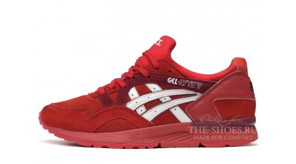 Asics GEL LYTE 5 Bright Red White