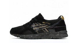 Asics Gel LYTE 5 Atmos Black Gold черные