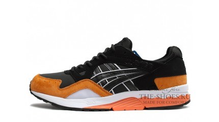 Gel Lyte 5 КРОССОВКИ МУЖСКИЕ<br/> ASICS GEL LYTE 5 BLACK ORANGE WHITE