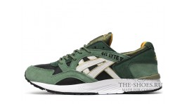 Asics Gel LYTE 5 Winter Trail Olive Black зеленые