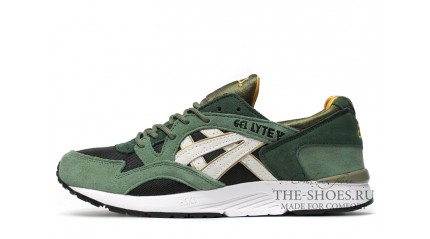 Asics Gel LYTE 5 Winter Trail Olive Black