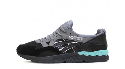 Gel Lyte 5 КРОССОВКИ МУЖСКИЕ<br/> ASICS GEL LYTE 5 BLACK GREY