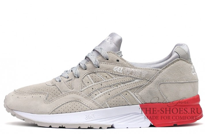 Кроссовки Asics Gel LYTE 5 Ball 8 Beige Grey
