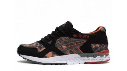 Gel Lyte 5 КРОССОВКИ МУЖСКИЕ<br/> ASICS GEL LYTE 5 BLACK TIE DYE GREY