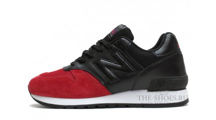 New Balance 670 Red Black White