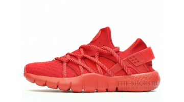 Кроссовки женские Nike Air Huarache NM University Red