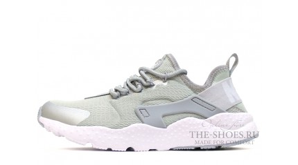 Huarache КРОССОВКИ МУЖСКИЕ<br/> NIKE AIR HUARACHE ULTRA GREY WHITE