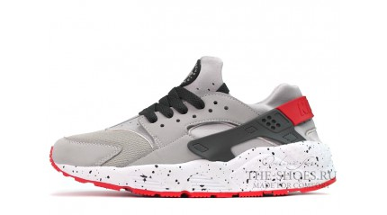 Huarache КРОССОВКИ МУЖСКИЕ<br/> NIKE AIR HUARACHE SUPREME GREY WHITE