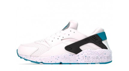 Huarache КРОССОВКИ МУЖСКИЕ<br/> NIKE AIR HUARACHE WHITE OREO BLACK