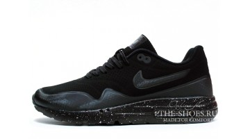 Кроссовки Мужские Nike Air Max 87 Ultra Black Top Oreo