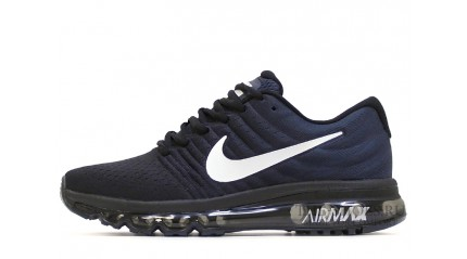 Air Max 2017 КРОССОВКИ МУЖСКИЕ<br/> NIKE AIR MAX 2017 BLUE MOON BLACK