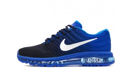 Air Max 2017 КРОССОВКИ МУЖСКИЕ<br/> NIKE AIR MAX 2017 BRIGHT BLUE DEEP