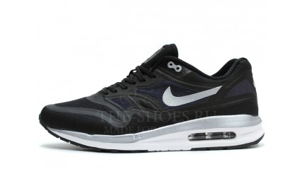 Nike Air Max 87 Lunarlon Black White Steel