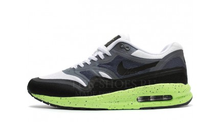 Nike Air Max 87 Lunarlon Grey Black White Lime Oreo