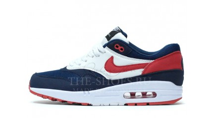 Nike Air Max 87 Paris Saint Germain Blue White Red